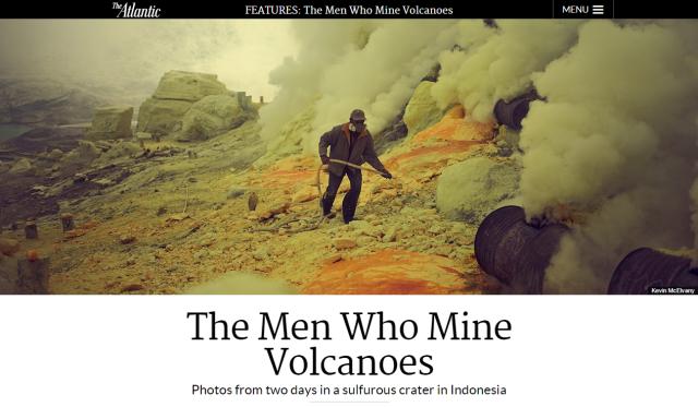 Inside Indonesia's Ijen Volcano